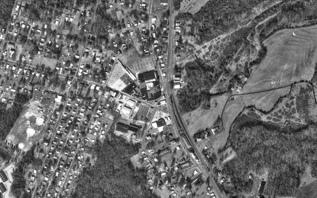 Downtown Cornelius: 1993 to 2018