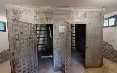 Old Huntersville Jail