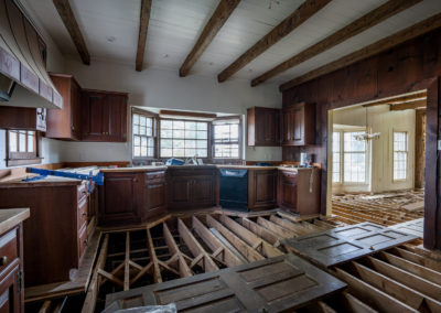 Kitchen of 13828 Beatties Ford Road
